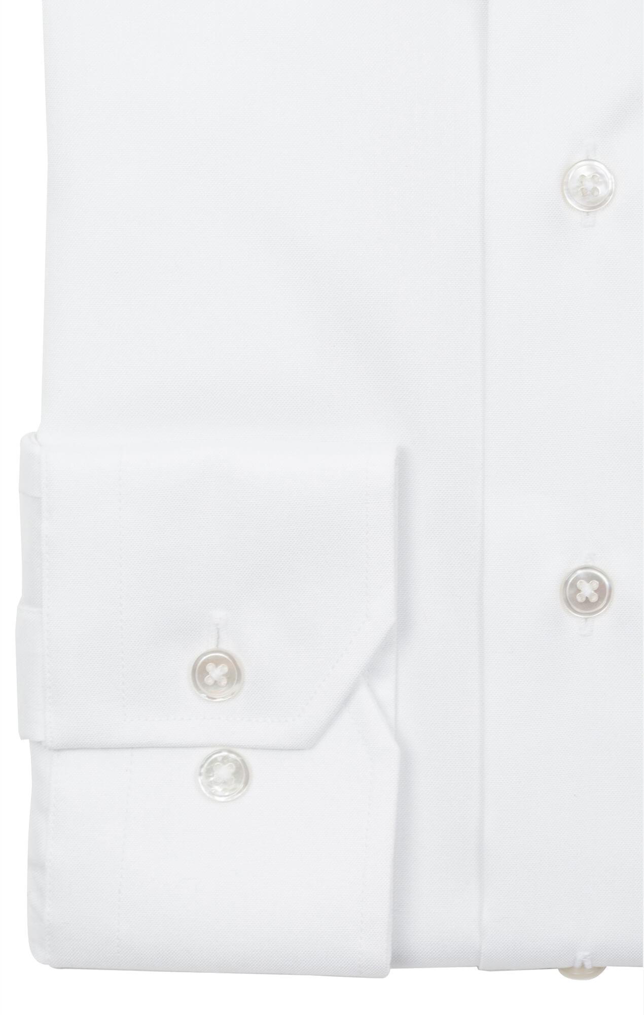 Non-iron white shirt