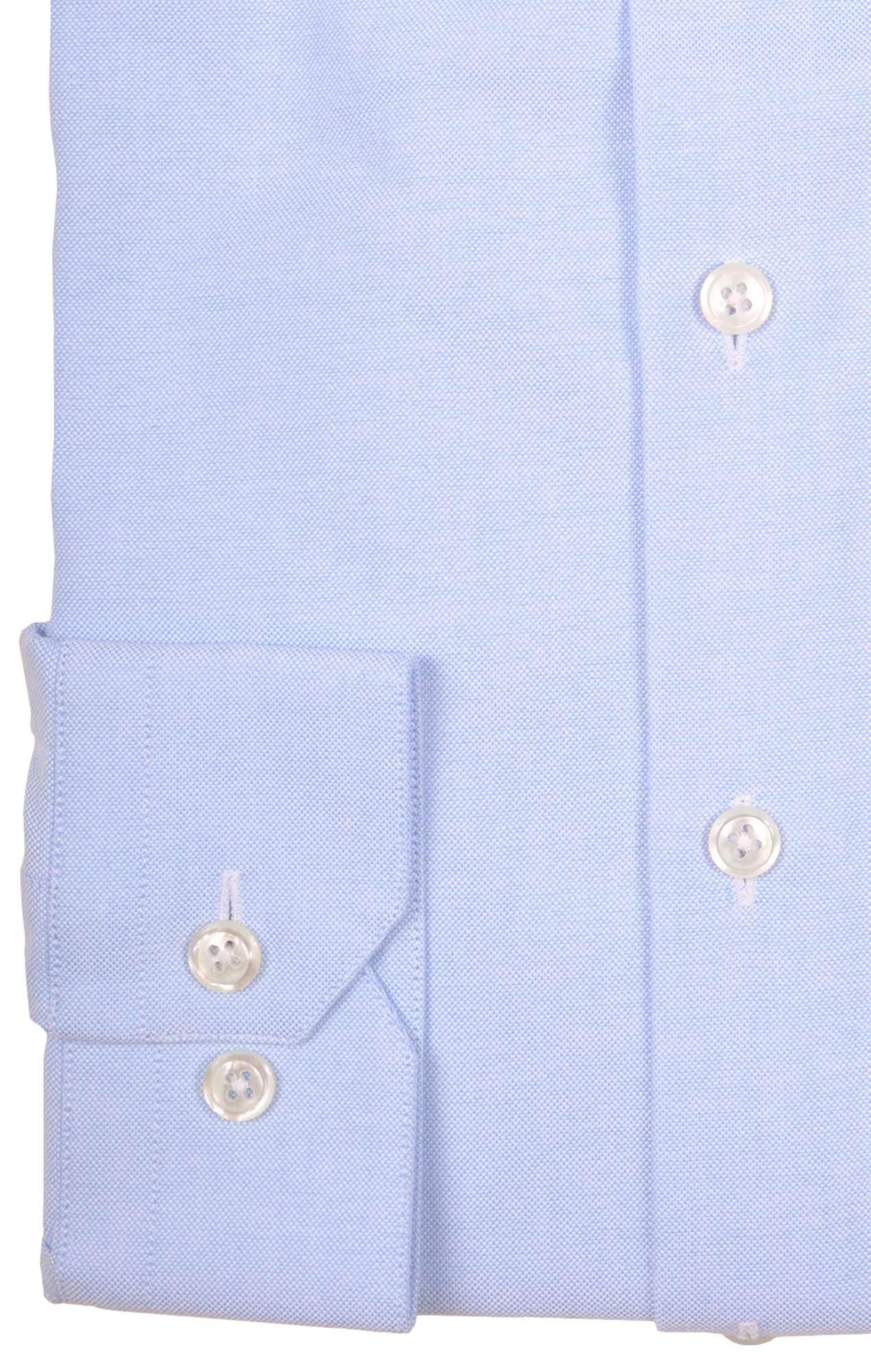 Chemise Oxford bleu selvedge Toutes nos chemises