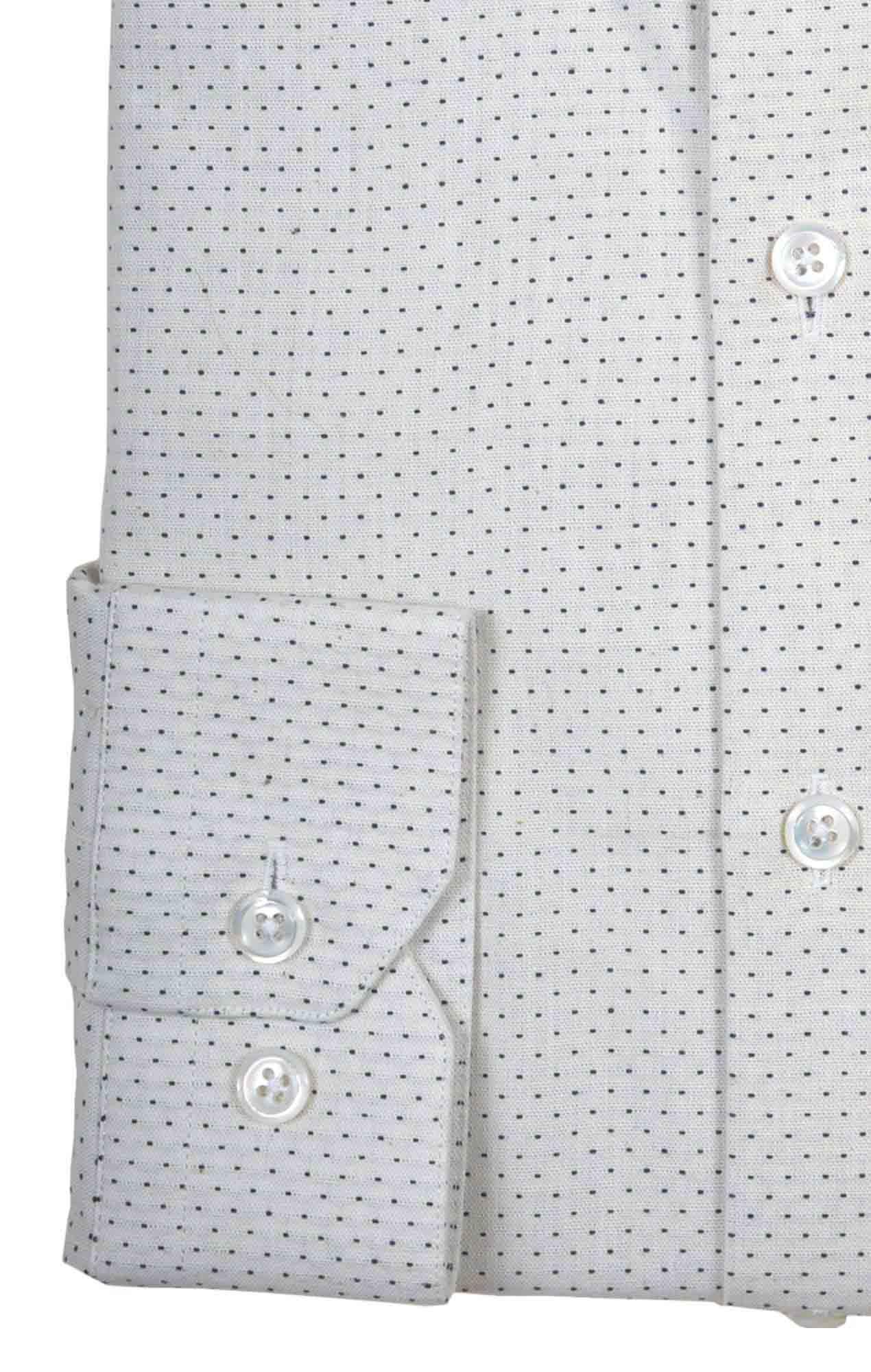 Chemise blanche à pois Chemises pois