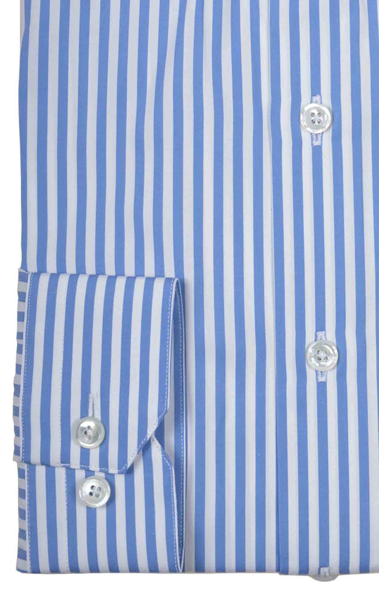 Chemise popeline rayée Les chemises