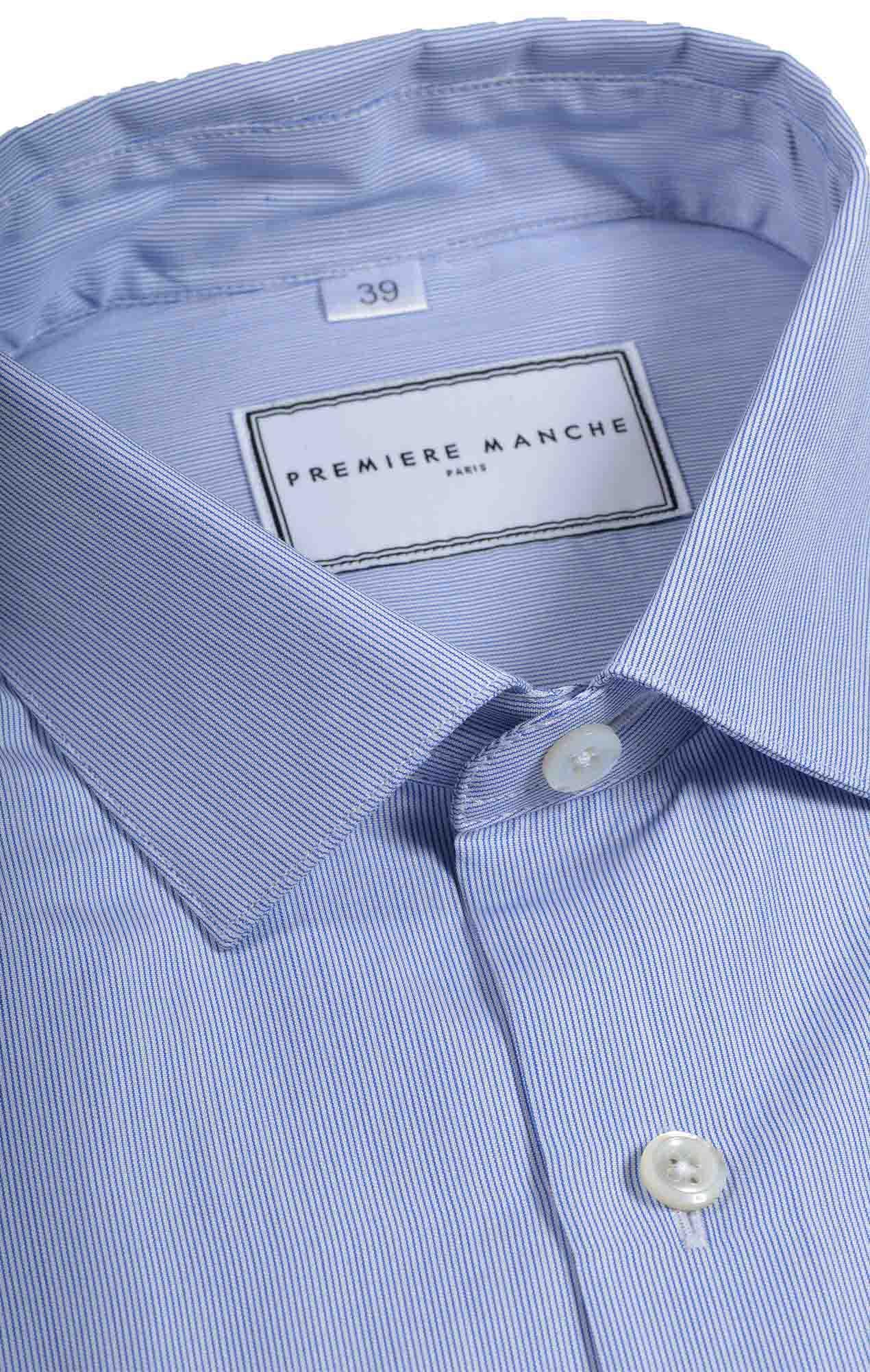 Chemise mini raies Les chemises