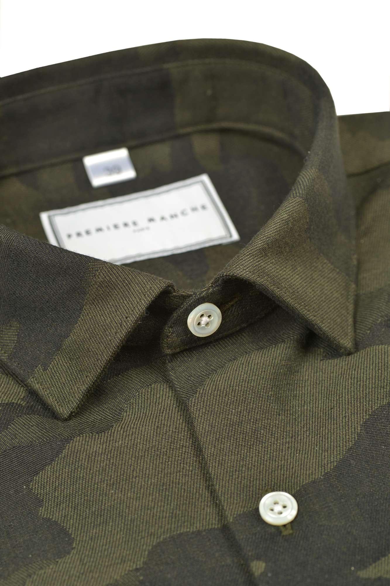 Chemise camouflage militaire japonais Chemises Hommes