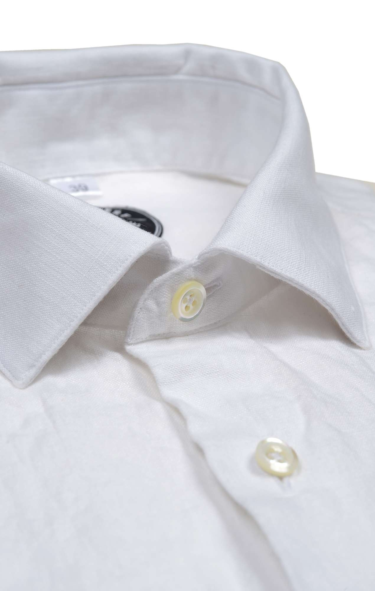 Chemise lin blanc Toutes nos chemises