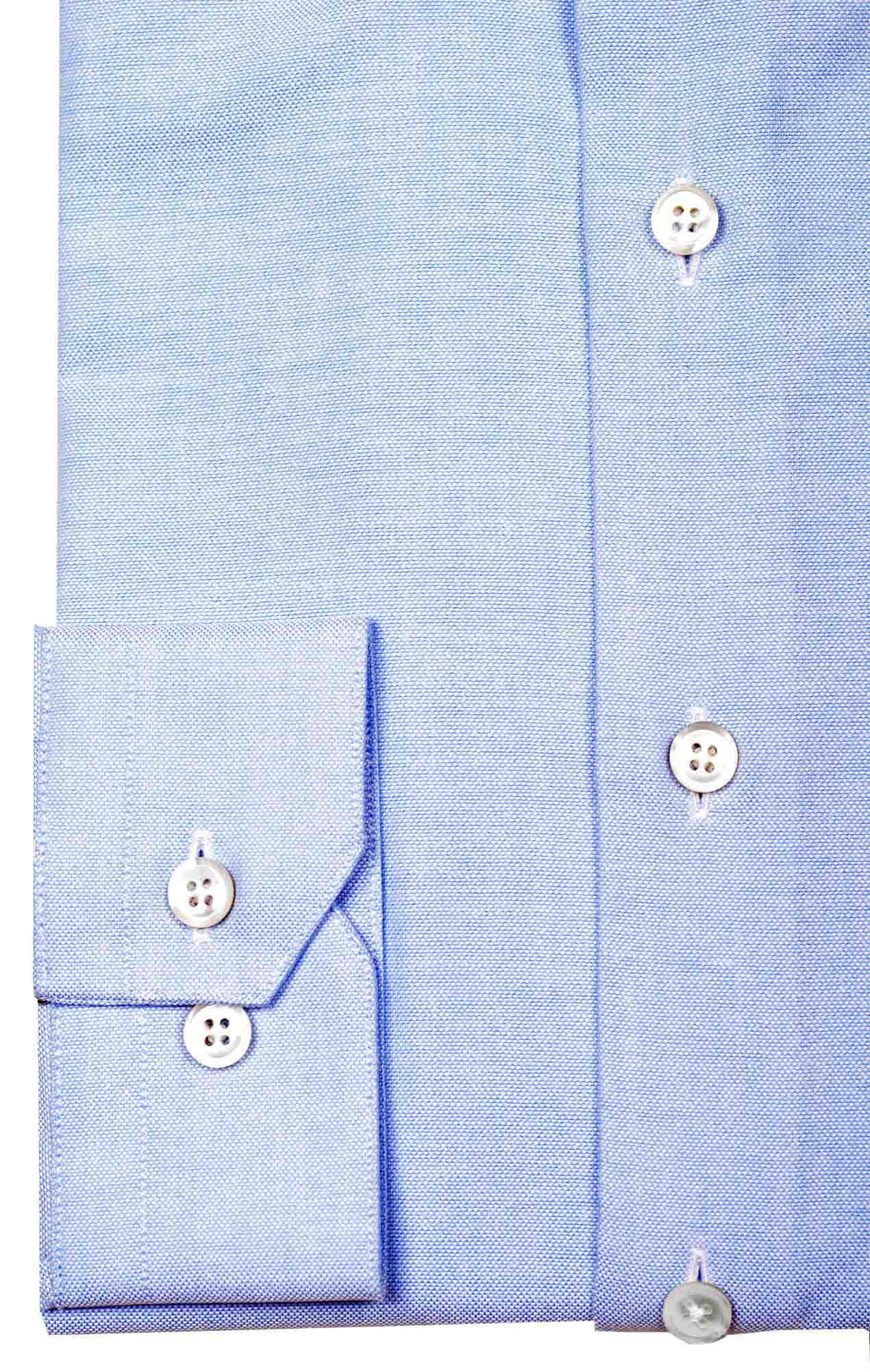Chemise Oxford bleu clair Les chemises