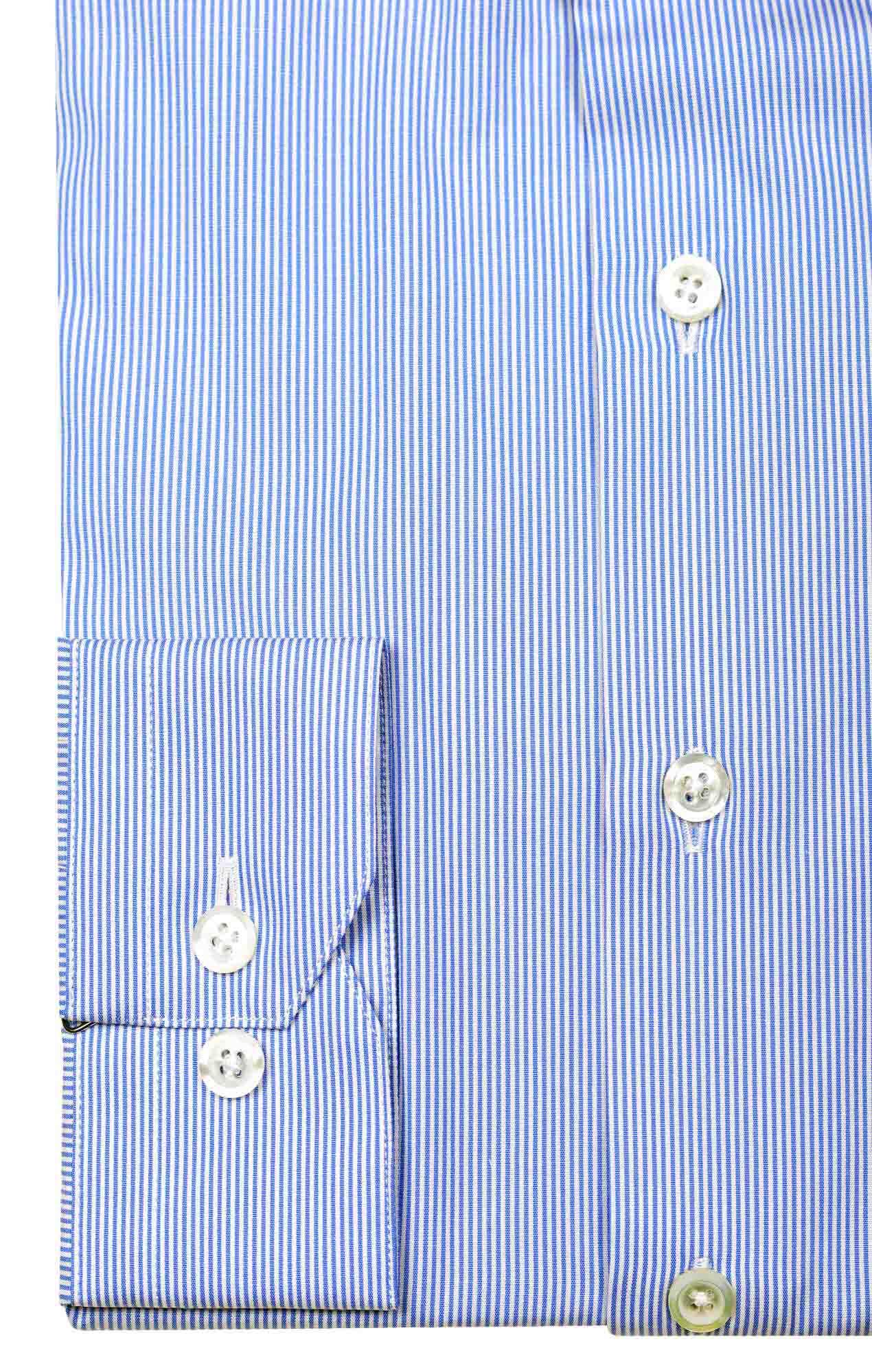 Chemise à rayures equidistantes Les chemises