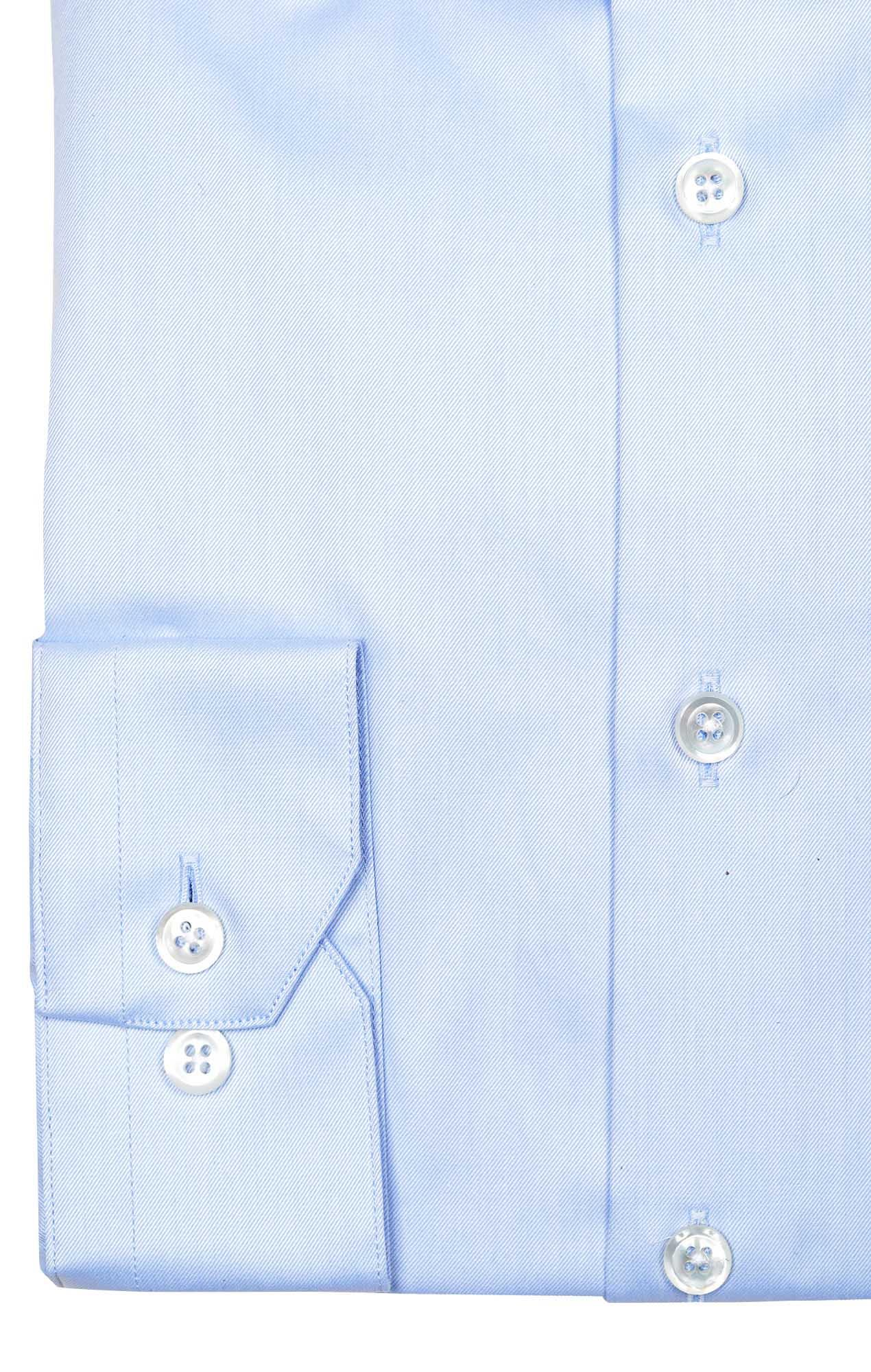 Chemise twill bleu clair Les chemises